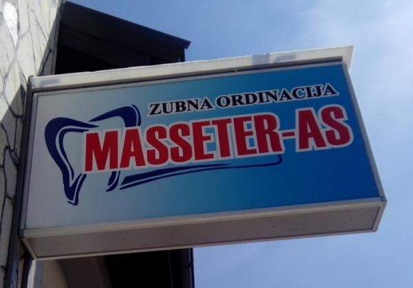 Zubna ordinacija Masseter-As